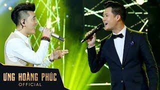 Vì Một Người Ra Đi | Ưng Hoàng Phúc ft Quang Dũng | Liveshow TÁI SINH Hà Nội