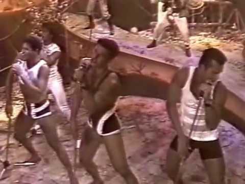Programa Milk Shake com a Angelica 1992