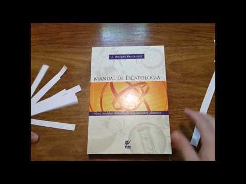 manual de escatologia dwight pentecost