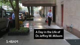 A Day in the Life of Dr. Jeffrey
