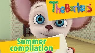 The Barkers - Barboskins - Summer compilation 2016 [HD]