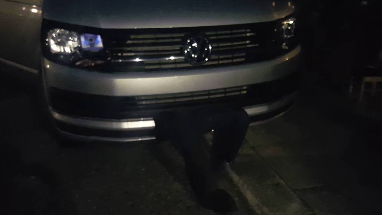 Vw transporter t6 hid xenon headlights