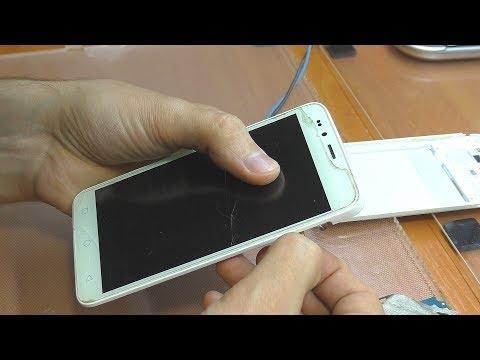 РЕМОНТ ДЛЯ ПОДПИСЧИКА: Смартфон Tele2 Maxi 1.1 / Нет изображения (повредили шлейф матрицы)