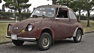 1968 Subaru 360 - Test Drive