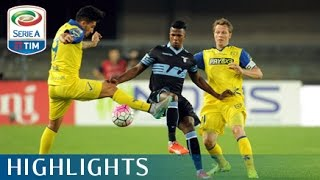 Chievo Verona - Lazio 4-0 - Highlights - Matchday 2 - Serie A TIM 2015/16