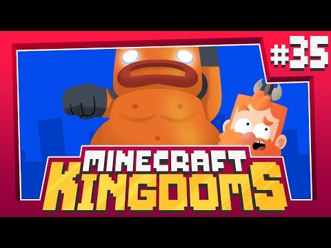 HONEYDEW STATUE COMPLETE | Minecraft Kingdoms [#35]