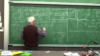 DiffGeom14: Quadratic curvature for algebraic curves