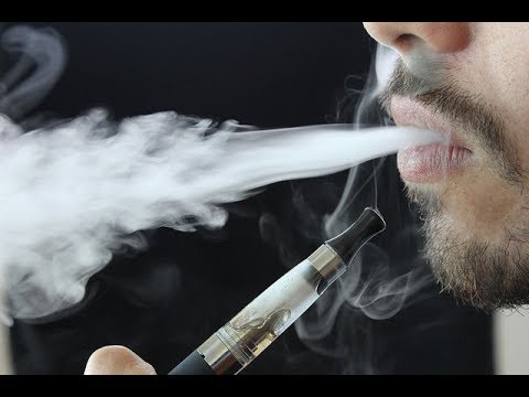 FDA Cracking Down On E-Cigs
