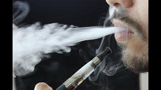 FDA Cracking Down On E-Cigs