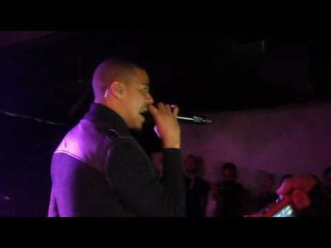 J.Cole - Welcome - Live Front Row!