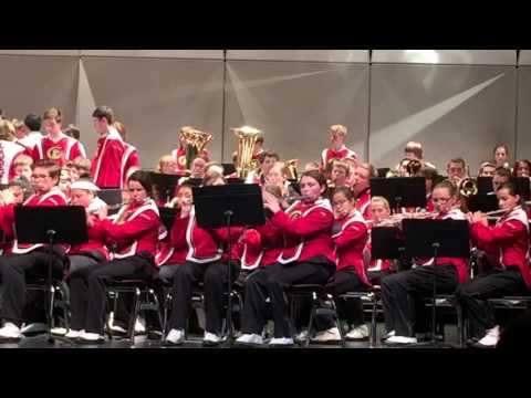 Lakeville South high school marching band concert 10/20/15