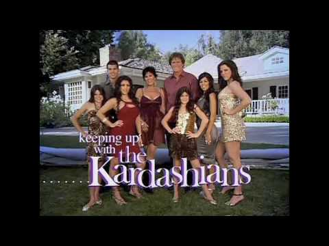 Keeping up with the kardasians theme song youtube for Old keeping up with the kardashians episodes