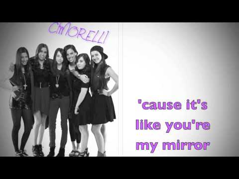 cimorelli mirrors ft james maslow dating