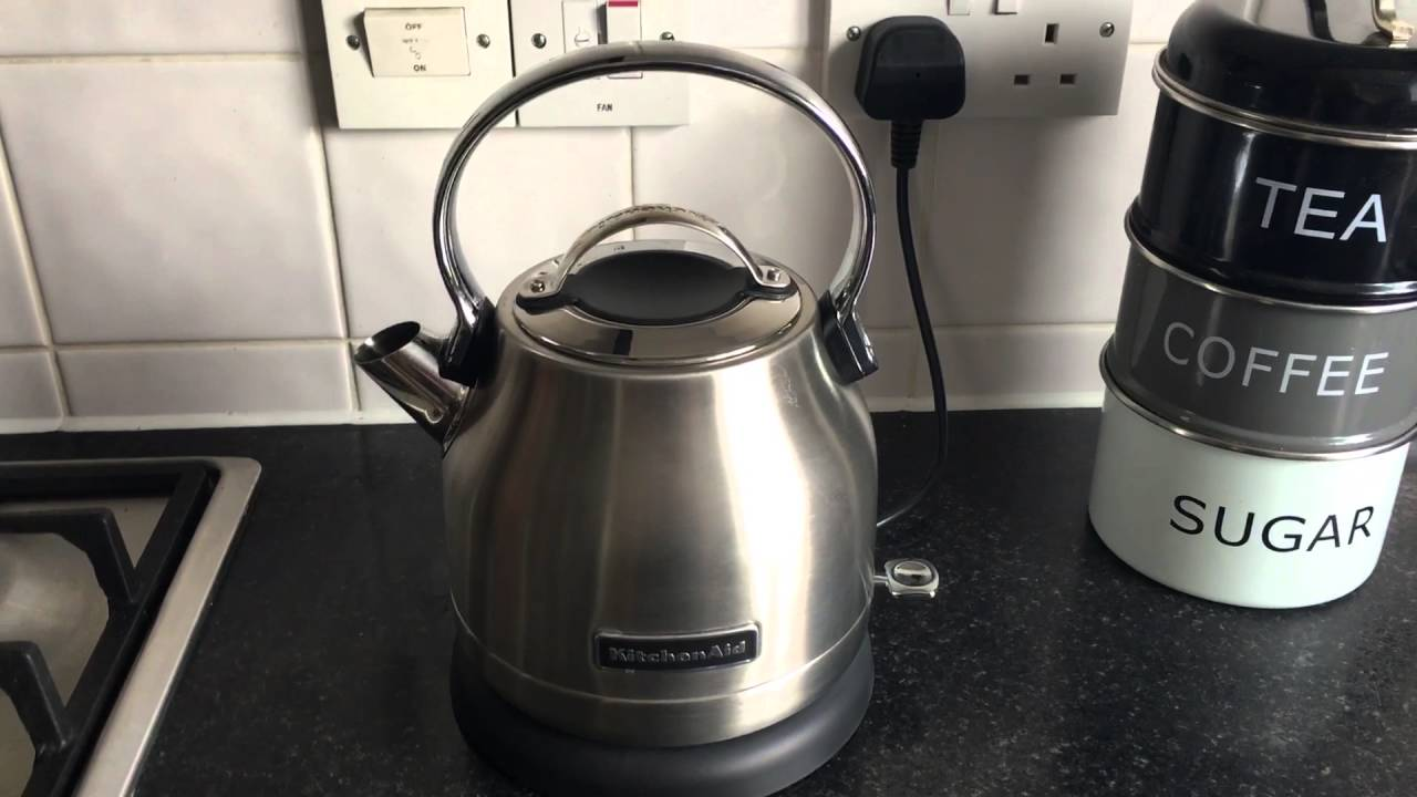 KitchenAid Artisan 1.25L Kettle