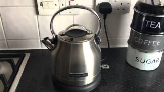 AO Review for KitchenAid 5KEK1222BSX Kettle