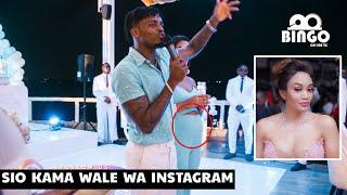 AIBU: Diamond Amponda ZARI Mbele ya Tanasha/Sio kama wale Wachambaji Instagram/Amwagia sifa