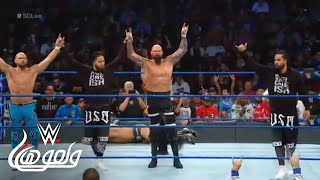 الصراع يبدأ قبل رويال رامبل - WWE Wal3ooha, 27 December, 2018