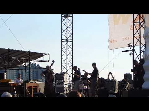 JD McPherson - XPN Festival 2015 - Wiggins Park, Camden NJ