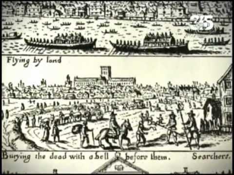 Эпидемия чумы XIV века - Черная смерть