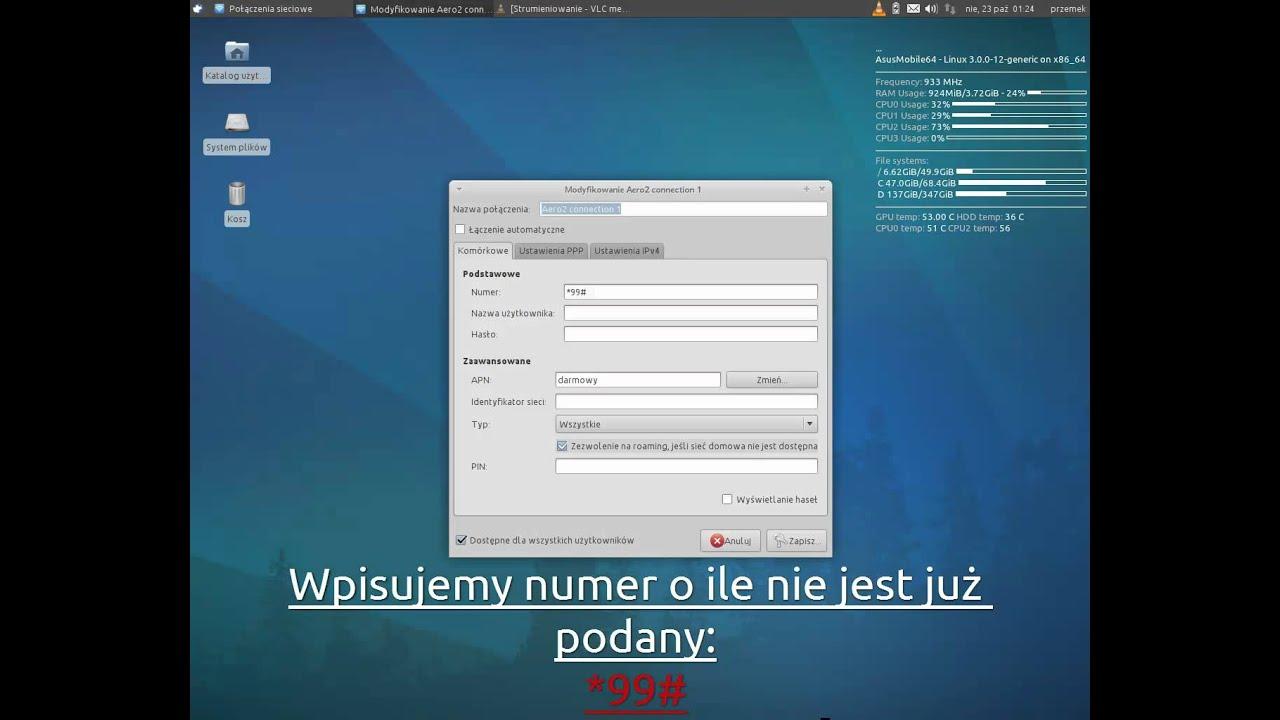 linux mint applet cpu temperature