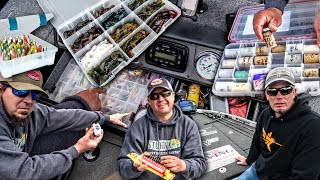 Tackle Organization Hacks from 3 Top Fishin' Pros