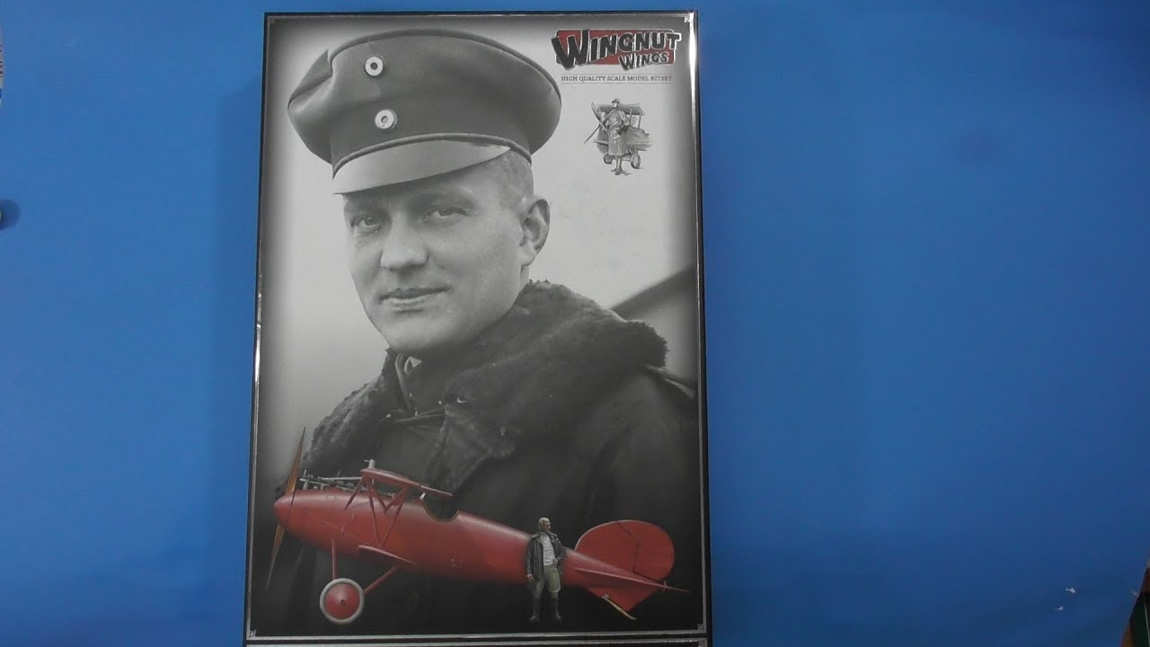 Sprue Review Wingnut Wings 1/32 Albatross D.V Manfred Von Richthofen