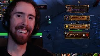 Asmongold Finishes Glory Of The Uldir Raider - Day 2