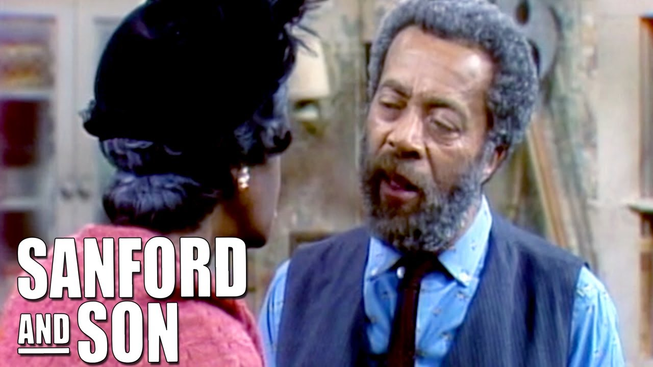 Grady Is Put In Charge Of The House | Sanford and Son