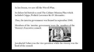 Indian Polity - Lesson 2 - Framing of Constitution