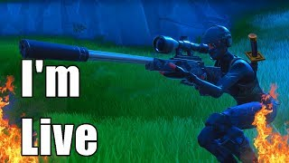 I got a *Creator Code* Road To 2,000 Subscribers! Fortnite Battle Royale Live Stream🙃