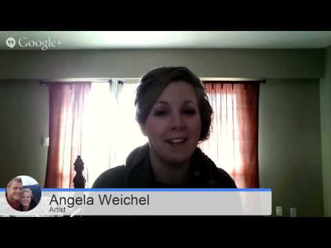 Meet Angela Weichel for Art World Expo