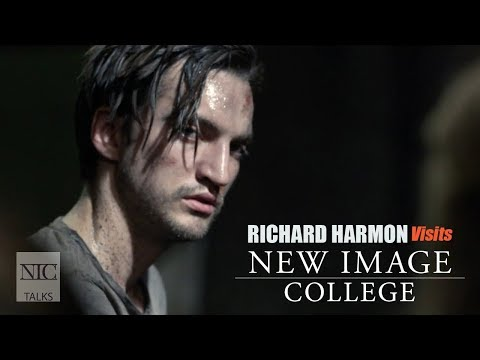Richard Harmon Visits New  College for NIC Talk