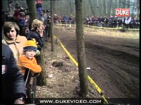 Duke DVD Archive - Dutch 125GP Motocross 1982