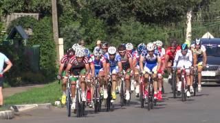 Чемпионат России по велоспорту на шоссе. Саранск 2015