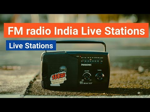 All India FM radio India Live Stations In One App 2020 // best fm radio app