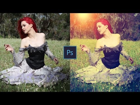 How to Add Soft Light Effect | Photoshop Tutorial thumbnail