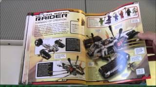 LEGO Ninjago Encyclopedia with Green Ninja Loyd Zx