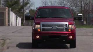 2011 Ford F-150 EcoBoost - Drive Time Review(Drive Time review of the new 2011 Ford F-150 SuperCrew 4X4 Platinum with EcoBoost by auto critic Steve Hammes., 2011-05-20T17:03:28.000Z)