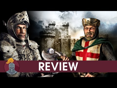 Stronghold & Stronghold Crusader  Review