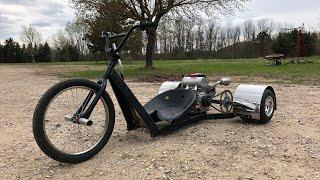 DIY Drift Trike | predator 212