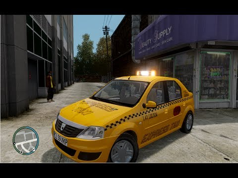 GTA IV - Taxi Mission / Taxista # 21