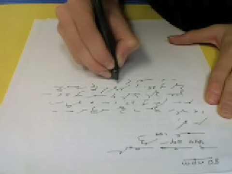Handywrite shorthand dictation at 80 wpm youtube handywrite shorthand dictation at 80 wpm fandeluxe Gallery
