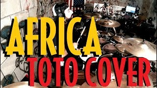 Africa - Toto Drum Cover