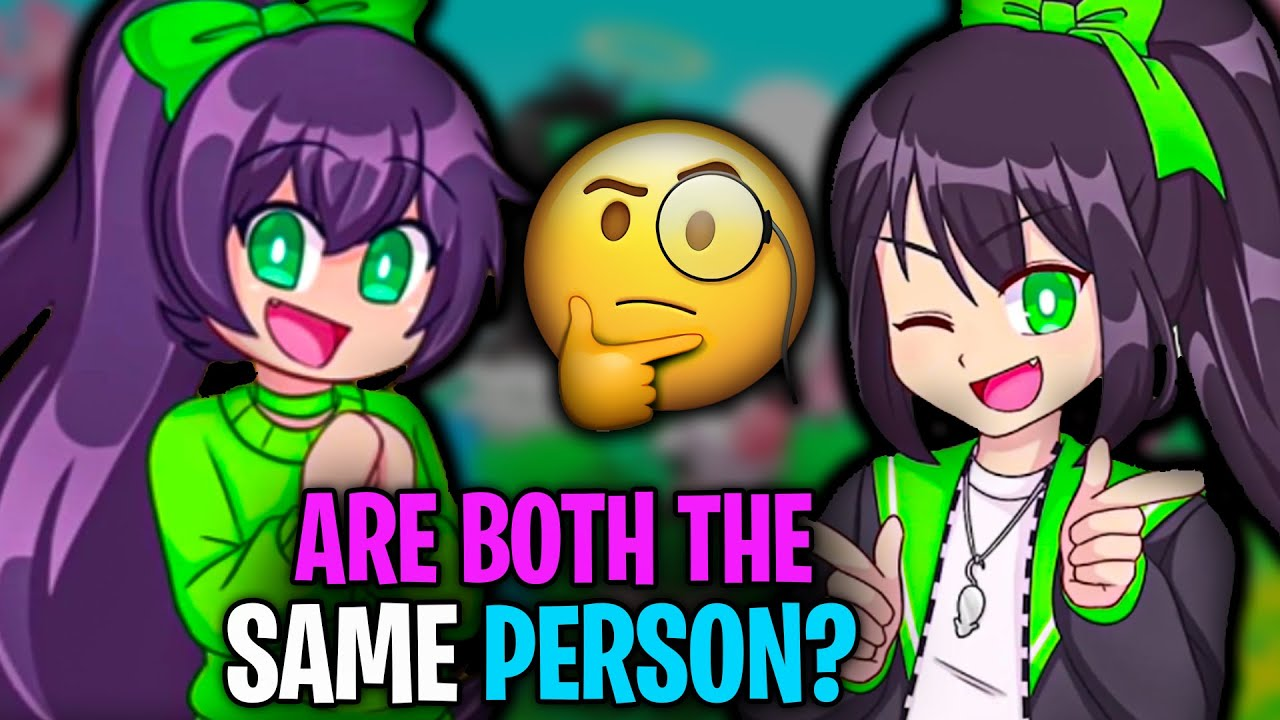 Jade/Gaby and Darkness are the SAME Person! (Inquisitormaster Theory)