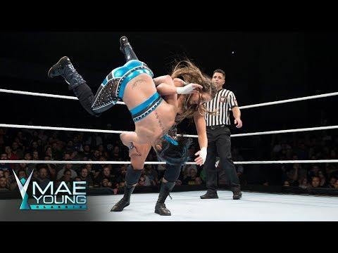 Sarah Logan vs. Mia Yim - First Round Match: Mae Young Classic, Aug. 29, 2017