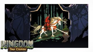 Kingdom Two Crowns SHOGUN campaign! Build, Expand, Defend! Buy game...
