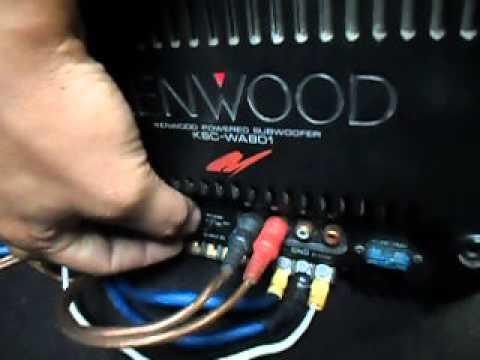 hqdefault?sqp= oaymwEWCKgBEF5IWvKriqkDCQgBFQAAiEIYAQ==&rs=AOn4CLCIK9HlxhcGT4sgDvqA4G2l3V7H3g ksc wa100 kenwood powered subwoofer youtube kenwood ksc-wa100 wiring diagram at eliteediting.co