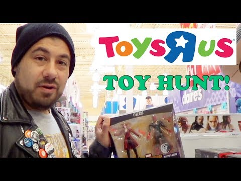 Toys R Us Toy Hunt April 2018 With SharlitaOne, Miajumper, And Lord Emmatron