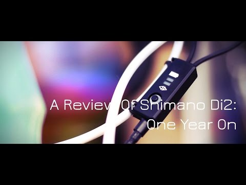A Review Of Shimano Ultegra Di2 Electronic Gears:  One Year On.