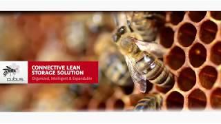 Essemtec - Cubus - Connective Lean Storage Solution - SMT Material Management 2018